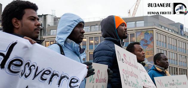 بيان رقم 3 حول العصيان المدني في السودان