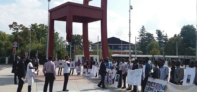 فعالية سودانية أمام مجلس حقوق الإنسان بالأمم المتحدة