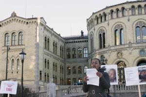 Memorandum til Norske Stortinget og Utenriksdepartementet om Tabit