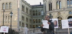 Memorandum to Norwegian Parliament and Foreign Affairs Ministry on Tabit