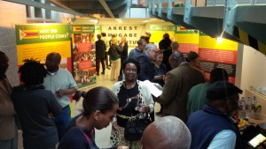 Zimbabwe exhibition in London